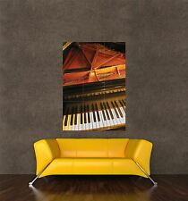 POSTER PRINT PHOTO COMPOSITION MUSICAL INSTRUMENT GRAND PIANO KEYS SEB879
