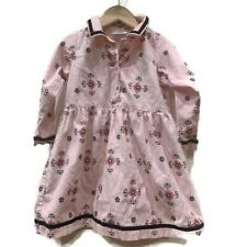 Hanna Andersson size 90 (US 2-3) Pink Corduroy Fall Winter Dress