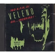 FABIO LOCATI - 160 B.p.m. Veleno da... Ingerire - CD NEAR MINT CONDITION