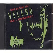 FABIO LOCATI - 160 B.p.m. Veleno da... Ingerire - CD NEAR MINT CONDITION