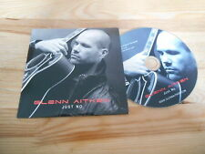 CD pop Glenn Aitken-Just no (1 chanson) MCD right recordings CB