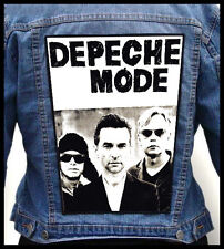 DEPECHE MODE - Band  --- Giant Backpatch Back Patch
