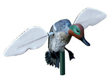 Mojo Outdoors Teal Spinning Wing Duck Decoy