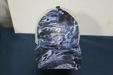 MOSSY OAK FISHING - BLUE WATER CAMO, GREY BACK, TRUCKER HAT