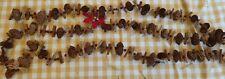 Christmas 12ft Natural Cinnamon Pine Cone Berry etc Decorative Garland