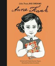 Anne Frank (Little People, BIG DREAMS (15)) by Sanchez Vegara, Maria Isabel in