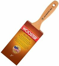 Wooster Brush 4234-3 Alpha Wall Paintbrush, 3 Inch