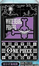 RARE Authentic One Piece Wall Pocket Skull Mark -White Beard Pirates by Morimoto