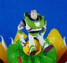 Disney Pixar Toy Story Buzz Lightyear Figure Diorama Cake Topper K794
