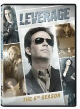 Leverage: Season 5 - 4 DISC SET (2013, REGION 1 DVD New)