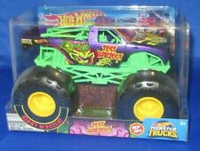 Giant Hot Wheels Monster Trucks 1 64 Torque Terror Connect & Crash Car 2018