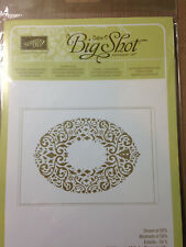 Stampin' Up HOLIDAY FRAMES Textured Impressions Embossing Folder