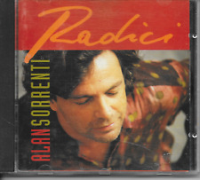 ALAN SORRENTI - Radici CD Album 11TR (Alabianca) Holland 1992 Eurovision Italy