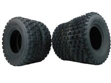 CAN-AM DS 450 MASSFX ATV Tires 4 set  4 ply 22X7-10 20X10-9 (2007-2015)
