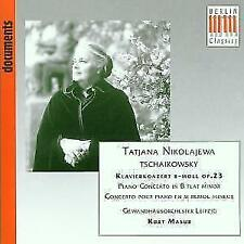 Klavierkonzert b-moll op.23 von Masur,GOL,Nikolajewa (1993)