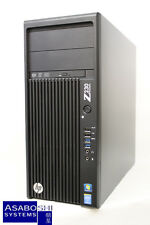 HP z230 Tower Workstation Xeon E3-1246V3 3.5GHz, 16GB RAM, 256GB SSD