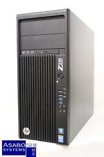 HP z230 Tower Workstation Xeon E3-1225V3 3.2GHz, 4GB RAM, 250GB VR, NVS 310