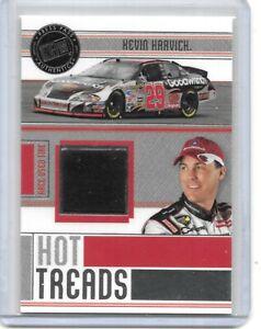 2007 PRESS PASS STEALTH HOT TREADS KEVIN HARVICK NASCAR RACING NICE CARD