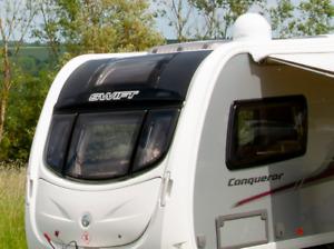 Maxview MXL023 VUQube 2 White Automatic Portable Caravan Satellite Dish Twin LNB