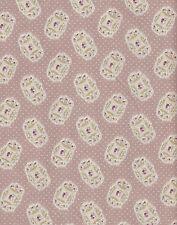 Patchwork tissu coton japonais YUWA Live life collection 45 cm x 55 cm