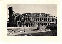 """1903 Antique Fine Art Print The Colosseum  Dodd Mead Co. 10"""" X 6"""""""