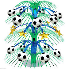 Foil Birthday, Child Football Party Decorations
