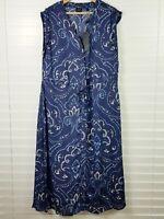 DAVID LAWRENCE Womens Size 14 Print Dress NEW + TAGS