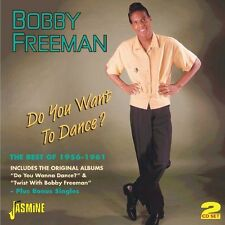 Bobby Freeman - Do You Want to Dance: Best of 1956-61 [New CD] UK - Import