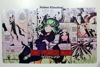 F2982 Free Mat Bag One-Punch Man Tatsumaki Playmat Anime Playmat Card Game Pad