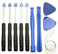 Repair Opening Tool Kit Pentalobe Torx Screwdriver for iPhone 5 4S 6S 11pcs/set