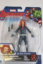 HASBRO MARVELS AVENGER BLACK WIDOW ACTION FIGURE NEW IN PACKAGE