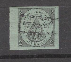 HONDURAS - COMAYAGUA, SC  8, MH, NICE!