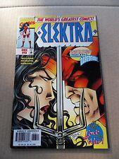 Elektra  13  . Marvel 1997 -  VF - minus