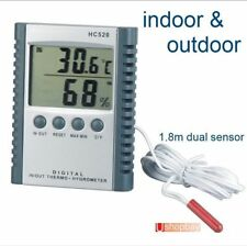 Plastic/Resin Outdoor Thermometers