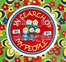 """Vintage Fisher Price Little People 4"""" MAGNET """"In Search of My People"""" - Fan Gift"""
