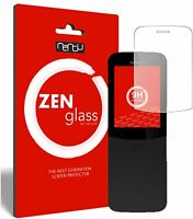2-Pack Flexible Glass Film compatible with TomTom Go 6200 I Screen Protector 9H ZenGlass nandu I