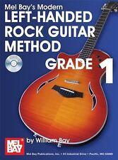 Mel Bay presents Modern Left-Handed Rock Guitar Method Grade 1-ExLibrary