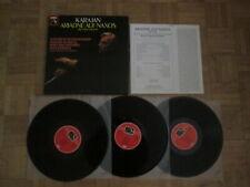 Richard Strauss - Ariadne Auf Naxos -  Karajan - HMV 3 x LP Boxset  RLS 760