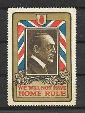 More details for ireland sinn fein propaganda anti home rule 1914 edward carson (ref 0008)