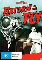 The Return of the Fly [New DVD] Australia - Import, NTSC Region 0