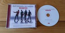 Cliff Richard And The Shadows Reunited 2009 Euro CD Album Rock & Roll Pop