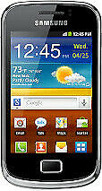 Samsung Galaxy Mini 2 (S6500) Modern Black