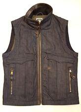 G-Star Oregon Sleeveless Jacket Weste Raw Denim, NEU, XXL (fällt aus wie XL)