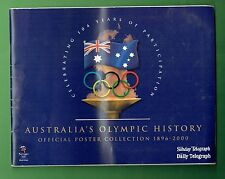 #T15.  2000 SYDNEY OLYMPIC TELEGRAPH NEWSPAPER POSTER COLLECTION