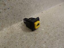 Camaro Firebird Trunk Lid Release Switch Button OEM GM ACDelco 10060578 Yellow