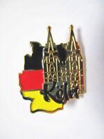 Köln Dom Cologne Pin Anstecker Germany mit Druckverschluss