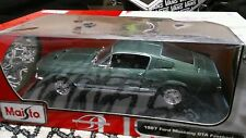 Maisto 1967 Ford Mustang GTA Fastback collectable