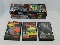 Atari Jaguar Games Complete Boxed Fun You Pick & Choose Video Games Tested