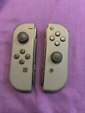 Nintendo Switch Joy-Con Controllers - Grey (HACAJCLC1)