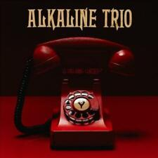 ALKALINE TRIO - IS THIS THING CURSED? * NEW CD
